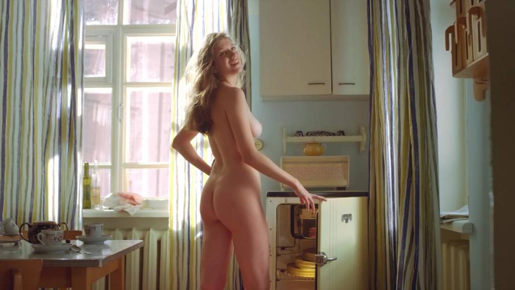 """【完璧おっぱい】これぞロシア美人って感じな女優""""アンナ・チポフスカヤ""""のセクシー過ぎる濡れ場おっぱい、これは保存だろwwwwww(画像)・21枚目"""