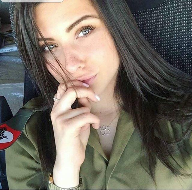 【美人ソルジャー】世界最高レベルな美人兵士が集うイスラエル国軍、これはリアル美人過ぎるソルジャーだろwwwww(画像)・4枚目