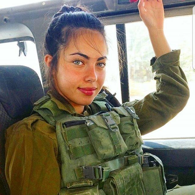 【美人ソルジャー】世界最高レベルな美人兵士が集うイスラエル国軍、これはリアル美人過ぎるソルジャーだろwwwww(画像)・7枚目