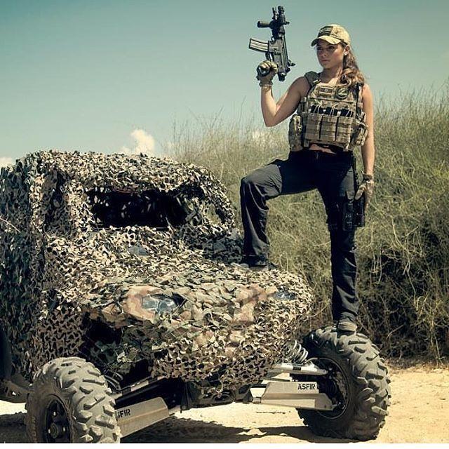 【美人ソルジャー】世界最高レベルな美人兵士が集うイスラエル国軍、これはリアル美人過ぎるソルジャーだろwwwww(画像)・8枚目