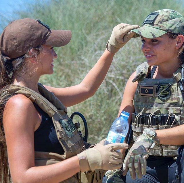 【美人ソルジャー】世界最高レベルな美人兵士が集うイスラエル国軍、これはリアル美人過ぎるソルジャーだろwwwww(画像)・10枚目