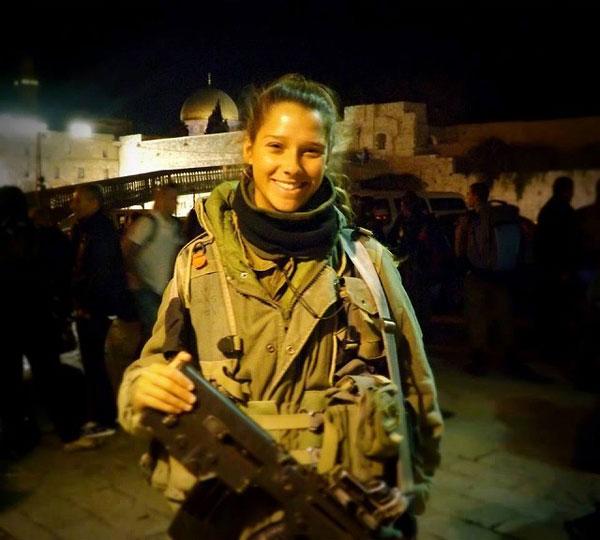 【美人ソルジャー】世界最高レベルな美人兵士が集うイスラエル国軍、これはリアル美人過ぎるソルジャーだろwwwww(画像)・14枚目