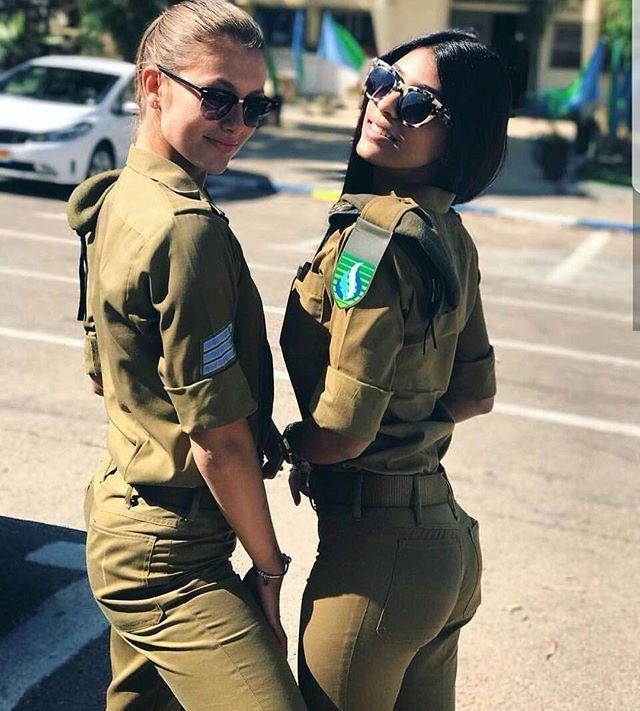 【美人ソルジャー】世界最高レベルな美人兵士が集うイスラエル国軍、これはリアル美人過ぎるソルジャーだろwwwww(画像)・15枚目