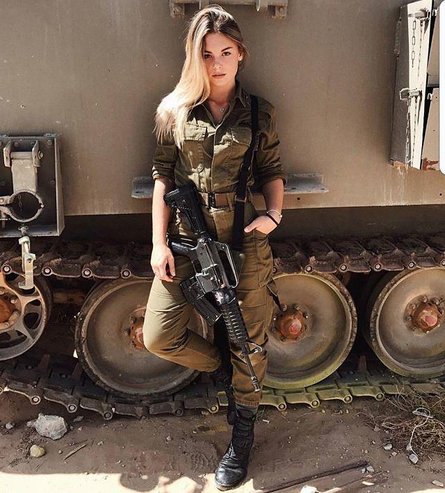 【美人ソルジャー】世界最高レベルな美人兵士が集うイスラエル国軍、これはリアル美人過ぎるソルジャーだろwwwww(画像)・19枚目