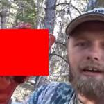 【狩猟の儀式】狩ったばかりの鹿から心臓を取り出して生でかじるハンターニキ、ヤバ過ぎだろ・・・・・(動画)
